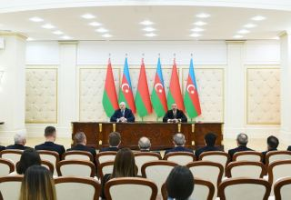 Companies from three friendly countries already working on reconstruction projects in Karabakh - President Aliyev