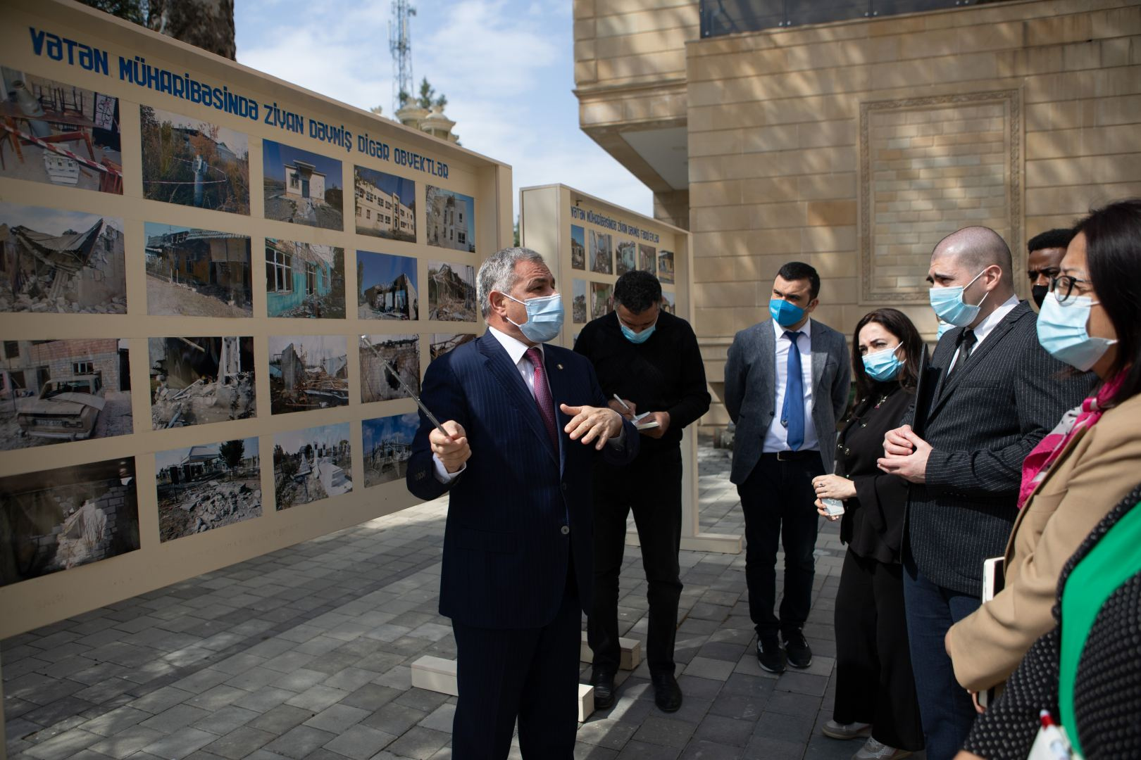 United Nations concludes field mission to conflict-affected districts of Azerbaijan (PHOTO) - Gallery Image