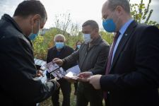United Nations concludes field mission to conflict-affected districts of Azerbaijan (PHOTO) - Gallery Thumbnail