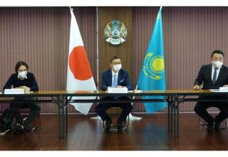 Kazakhs Association founded in Japan