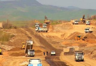 Azerbaijan announces commissioning date for 'Victory Road' to liberated Shusha (PHOTO)