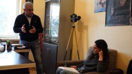 Найти отца в психиатрической клинике… - история Марьям в Азербайджане (ФОТО) - Gallery Thumbnail