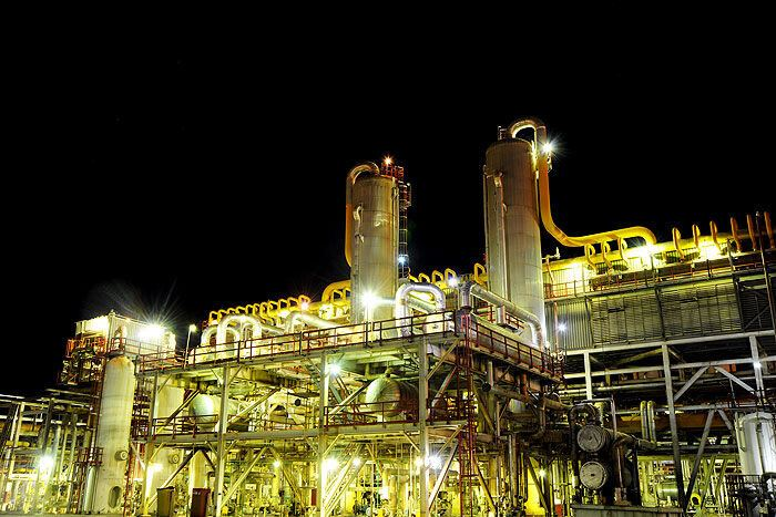 Iran's Ilam Gas Refining Company discloses its production data