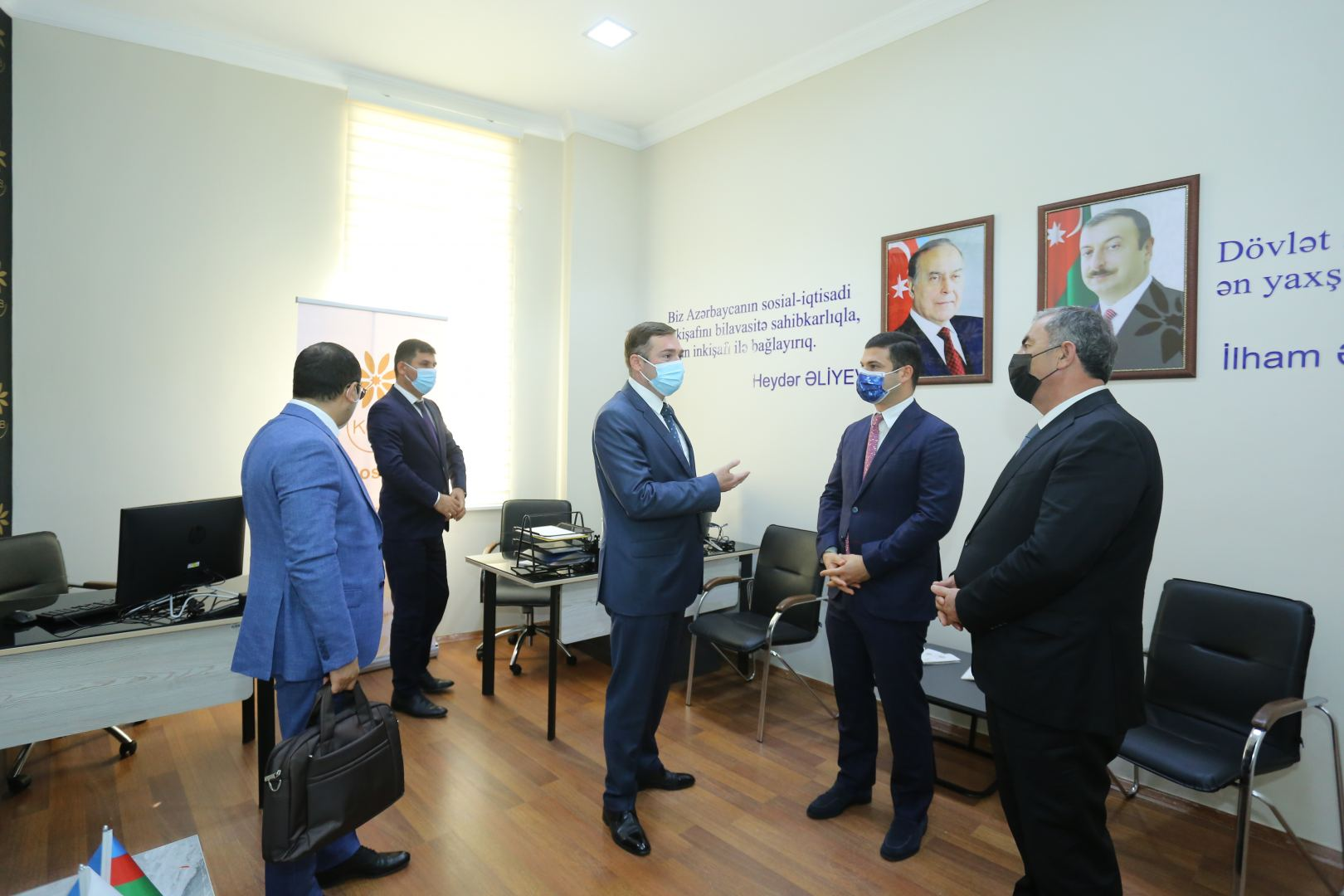 Azerbaijan enhancing support to SMEs (PHOTO) - Gallery Image