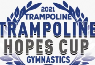 Azerbaijani gymnasts win set of awards at Trampoline Hopes Cup tournament