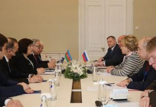 Relations between Russia, Azerbaijan attain degree of strategic alliance - Federation Council Chair of Russian Federal Assembly