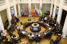 Relations within CIS IA to make comprehensive partnership ties more profound among member states - Chair of Azerbaijani Parliament (PHOTO) - Gallery Thumbnail