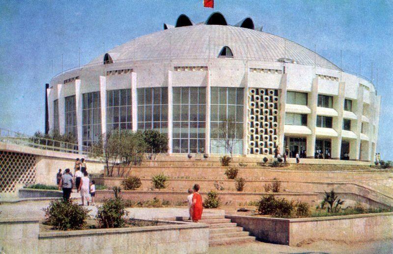 История создания Бакинского цирка – как это было… Первый в СССР и на Востоке! (ФОТО)