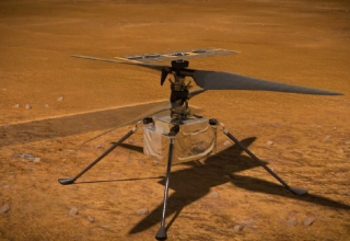 NASA's Ingenuity helicopter logs another successful flight on Mars