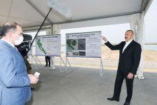 President Aliyev interviewed by Azerbaijan Television (PHOTO) - Gallery Thumbnail