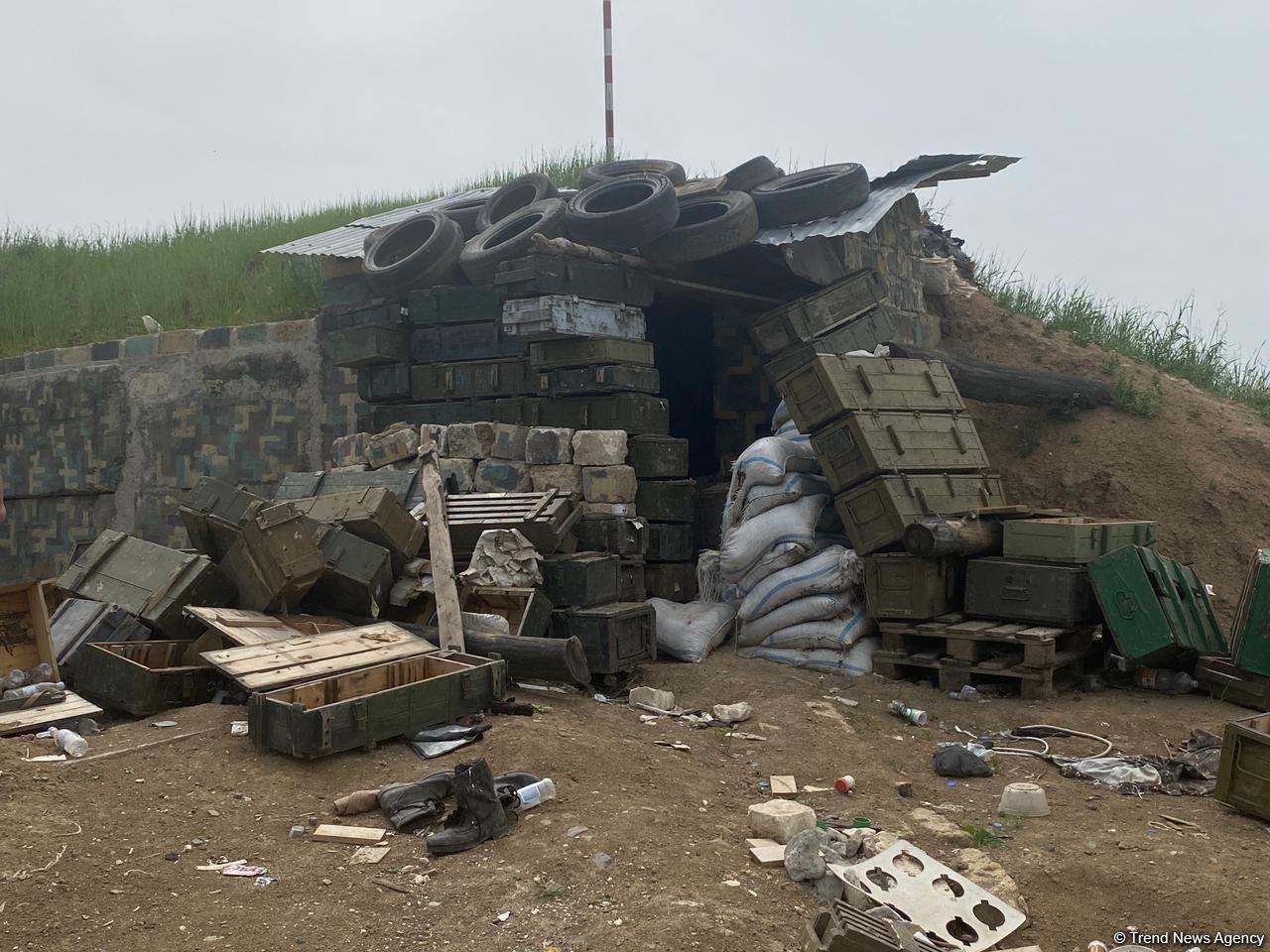 İsrailli jurnalistlərin Qarabağ səfəri davam edir (FOTO) - Gallery Image