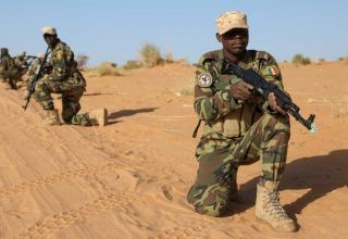 15 generals to ensure transition in Chad after death of President Deby