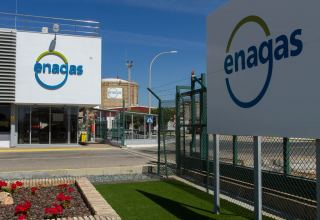 Enagas reduces emissions by 63% since 2014