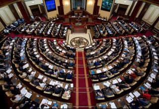 """Kazakh Parliament approves bill """"On state budget for 2022-2024"""""""
