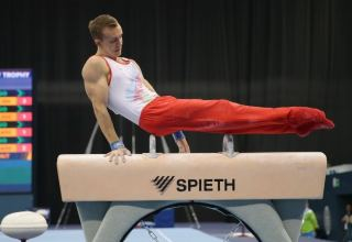 Azerbaijani athlete reaches final of European Artistic Gymnastics Championships