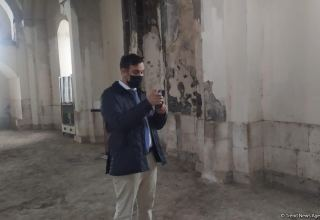 Historical monuments in Azerbaijan's Aghdam vandalized - French criminal justice attorney