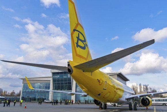 Украинский лоукостер Bees Airline подал заявку на полеты в Грузию