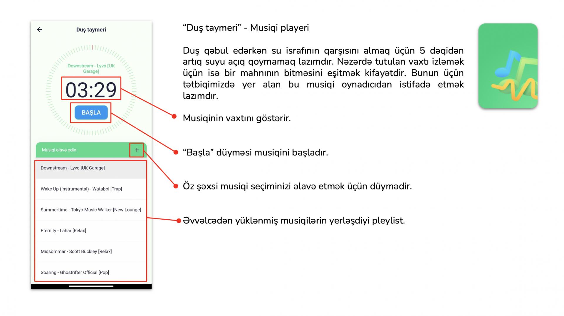 В Азербайджане создано мобильное приложение для оповещения об утечке воды в общественных местах (ФОТО) - Gallery Image