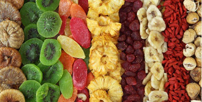 Iran boosts exports of dried fruits, sweets