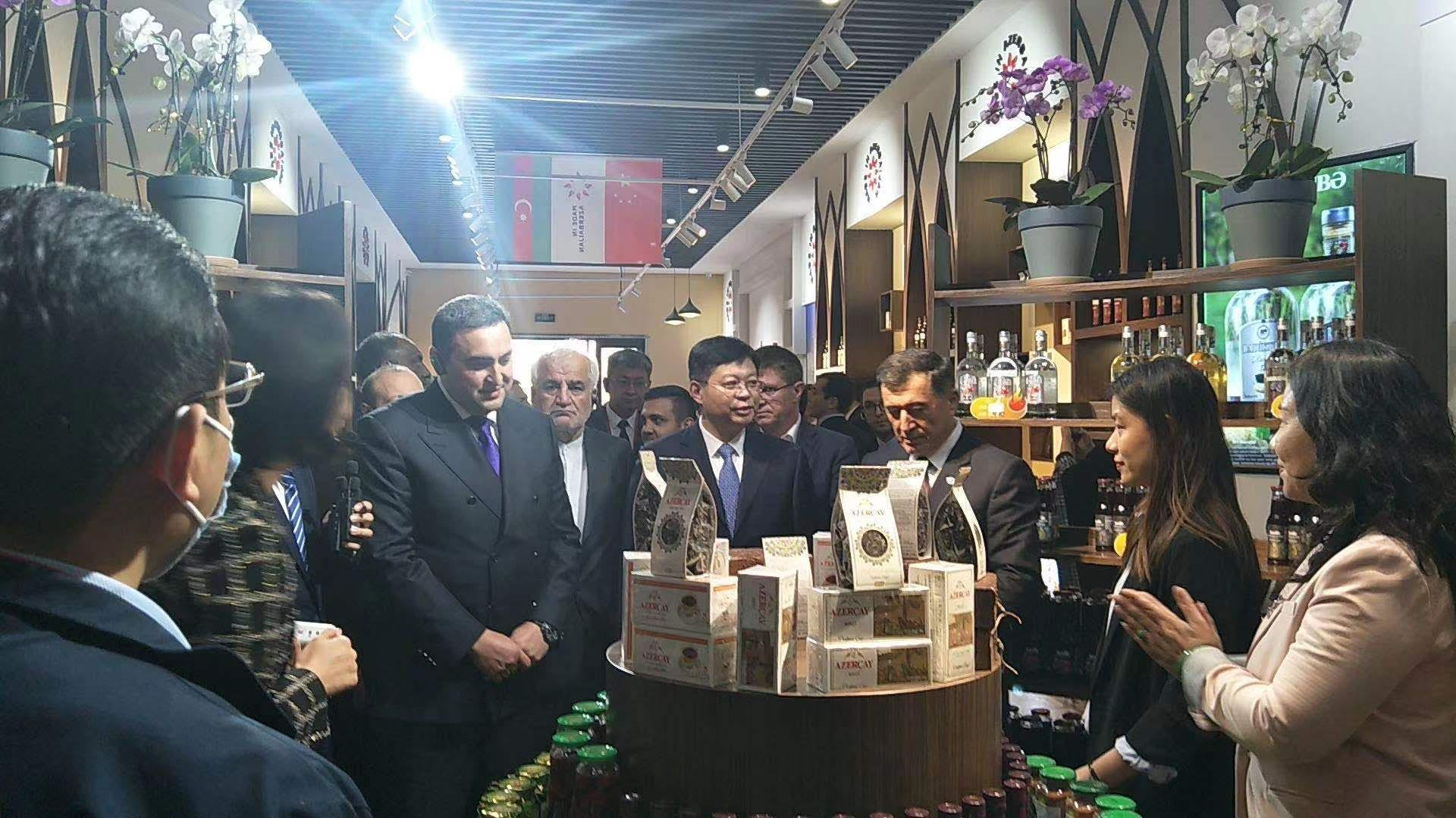 Azerbaijan opens another trading house in China (PHOTO) - Gallery Image