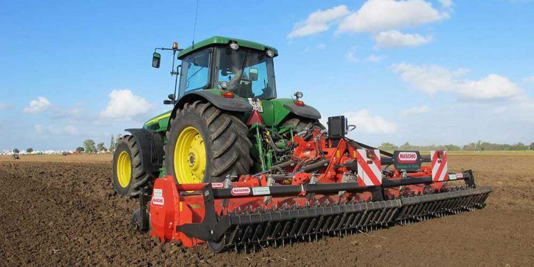 Iran providing much needed mechanization for farmers in Qazvin Province