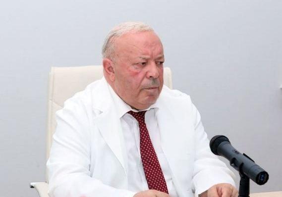 """""""Respublikanski""""nin baş həkimi vəzifəsindən çıxarıldı"""