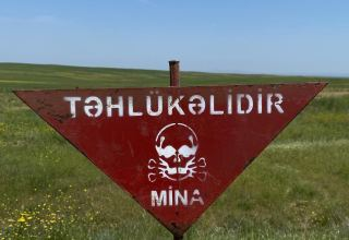Azerbaijan continues mine clearance in liberated lands