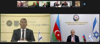 Activity of trade, tourism reps to serve development of Azerbaijan-Israel economic, trade ties - minister (PHOTO) - Gallery Thumbnail