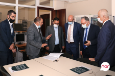 Nar and AzTU identify new areas of cooperation (PHOTO) - Gallery Thumbnail