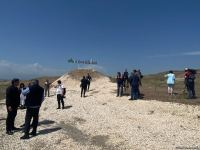 Azerbaijan continues mine clearance in area for future airport in Zangilan (PHOTO) - Gallery Thumbnail