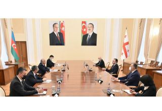 Azerbaijani, Georgian peoples live in peace and friendship - PM