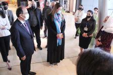 Красочная презентация в Баку: Бахрам Гур и Дурсети – история одной любви из «Семи красавиц» (ФОТО) - Gallery Thumbnail