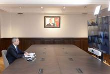 İşğaldan azad edilmiş ərazilərdə bərpa və quruculuq işləri dövlətimizin başçısının daim diqqət mərkəzindədir - Samir Nuriyev (FOTO) - Gallery Thumbnail