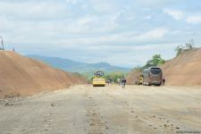 Azerbaijan announces commissioning date for 'Victory Road' to liberated Shusha (PHOTO/VIDEO) - Gallery Thumbnail
