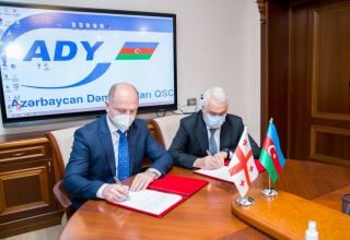 Azerbaijan - important int'l transport hub - chairman of Azerbaijan Railways CJSC (PHOTO)