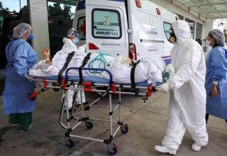 Brazil reports 1,024 more deaths from COVID-19