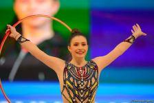 Лучшие моменты первого дня Кубка мира по художественной гимнастике в Баку (ФОТО) - Gallery Thumbnail