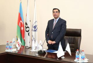 Scientific conferences, organized by Baku Higher Oil School on occasion of 98th anniversary of National Leader Heydar Aliyev, are coming to an end (PHOTO)