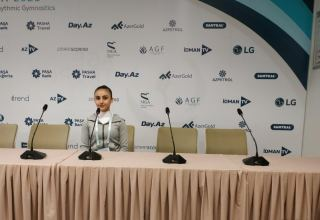 World Cup in Baku became one of my favorite competitions - Azerbaijani gymnast (PHOTO)