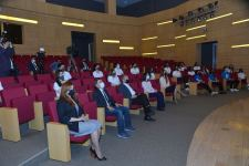 Azerbaijani ADA University sсreens film timed to Day of Victory in WWII (PHOTO) - Gallery Thumbnail