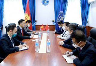 Kyrgyz FM to visit China