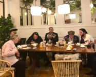 Gazelli Group congratulates Second World War veterans in its own unique way (PHOTO) - Gallery Thumbnail