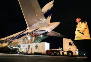 World's largest cargo plane with UK Covid aid takes off for India