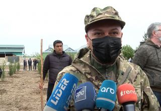Azerbaijan purchasing new equipment to speed up mine clearance on liberated lands (VIDEO)