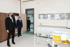 Президент Ильхам Алиев принял участие в открытии Центрального госпиталя Нахчыванского гарнизона (ФОТО) - Gallery Thumbnail
