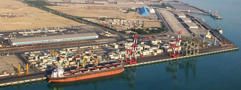 Volume of cargo loaded-unloaded in Iran's Imam Khomeini port increases