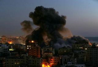 Israeli energy pipeline hit in Gaza rocket attack