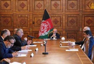 Iran, Afghanistan discuss Afghan peace process