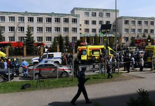 Identification of victims in Kazan school shooting completed