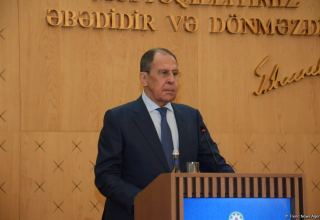 Russian FM notes key factor in normalizing situation in Karabakh